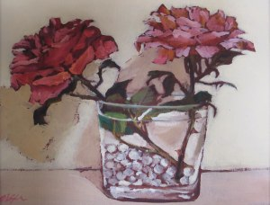 Pink Roses, Peggy Olsen