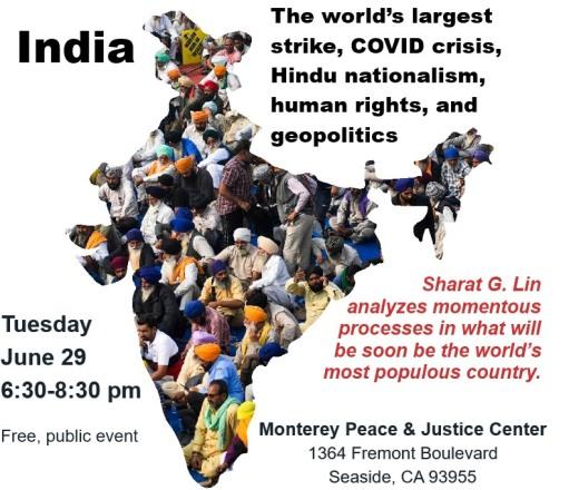 India Farmer Protest-COVID - 6-29-21 graphic